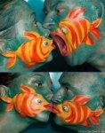 beijo.peixes