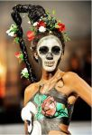 Bullet 4 Peace Who is next What is next BodyArt Fashion Show More Photo1