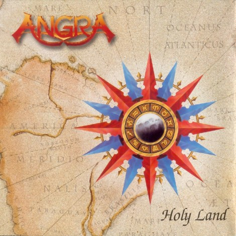 Holy Land - front