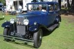 1930 Vauxhall 20/60 Silent 6 GF 2866 Sandy Scott Elgin