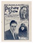 picture show com ivor novello 24 de dezembro 1924