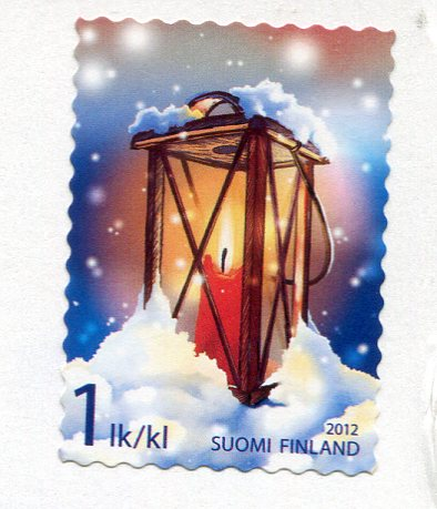finland-lapland-stamps