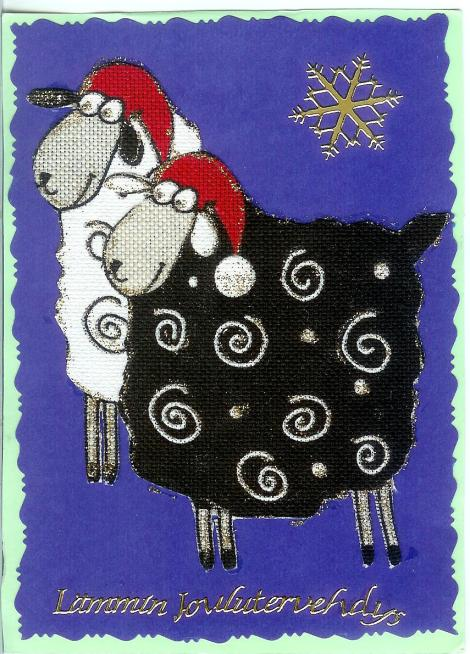 finland-sheep-handmade-fabric-card