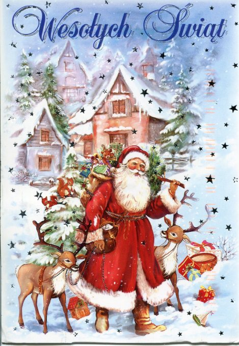 poland-christmas-santa