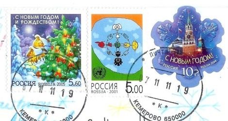 russia-christmas-card-stamps