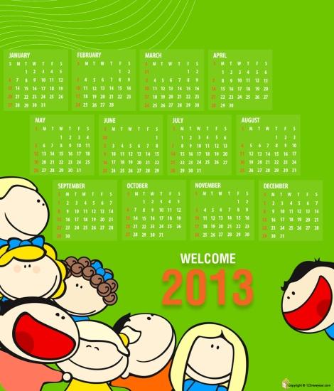 2013-calendar-for-kids