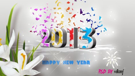 2013_year_wallpaper_with_psd_by_vikraj_by_vikraj-d5ly7id