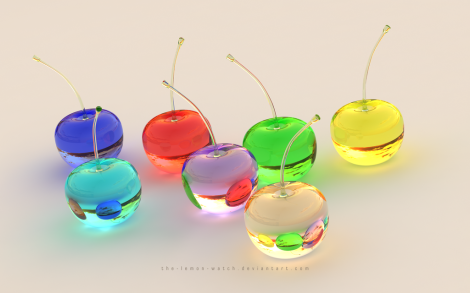 3D_Clear_Glass_Cherries_by_THE_LEMON_WATCH