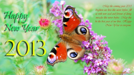 720_Happy New Year Wallpapers