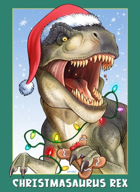 christmasaurus.rex