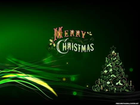 Green-Merry-Christmas-442183