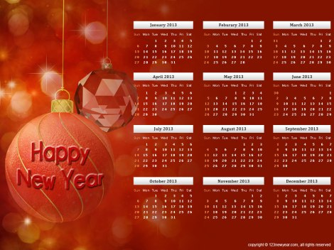 happy-new-year-2013-calendar