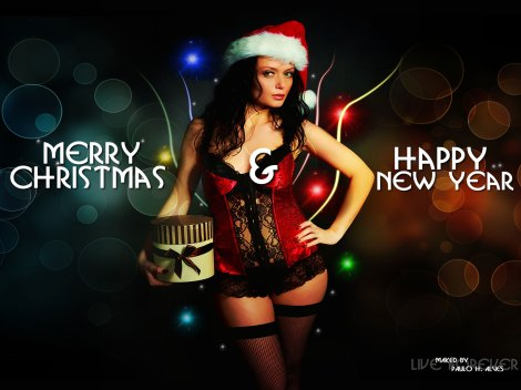 Happy-New-Year-Santa-Girl