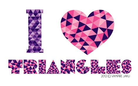 i_luv_triangles_wallpaper_by_vampirejaku-d51bctv