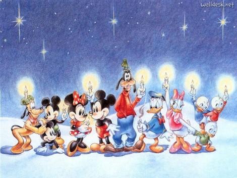imagens de natal - wallpapers natalinos-mickey-742265