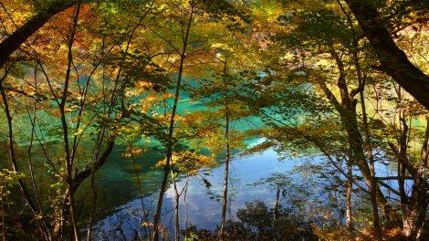 JiuZhai_Valley_VIII_by_yukikominazuki