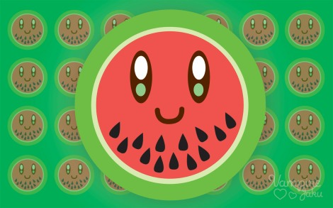 Melon_Loves_You_Wallpaper_2_by_VampireJaku