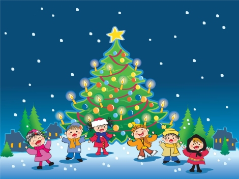 Merry_Christmas_Children_freecomputerdesktopwallpaper_1600
