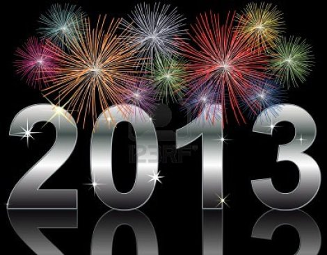 New Year Hd Wallpapers 2013  2