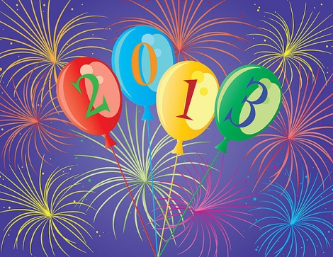 New Year Hd Wallpapers 2013  3