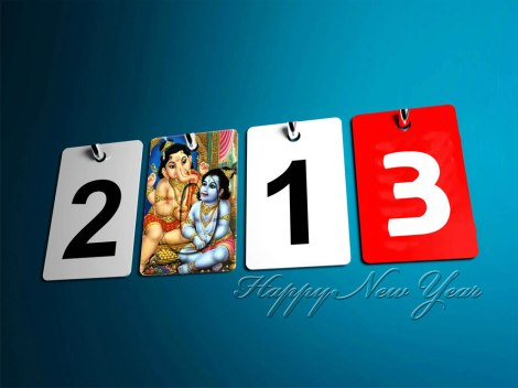 New Year Hd Wallpapers 2013 8