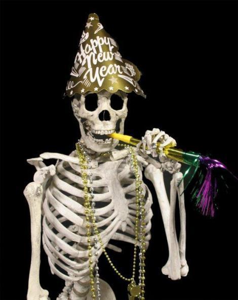 new.year.skull