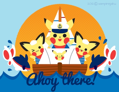 pokemon__ahoy_there__by_vampirejaku-d52bppd