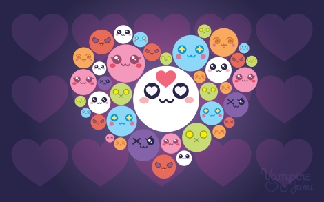 Puff_Faces_Luvs_You_Wallpaper_by_VampireJaku