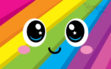 Rainbowface_Luvs_U_Wallpaper_by_VampireJaku
