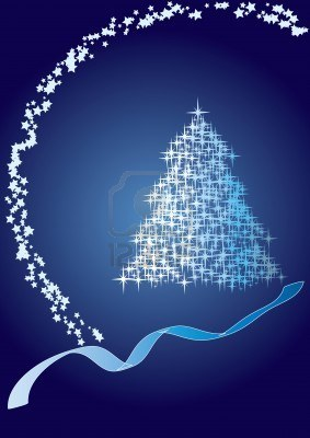 tree-blue-merry-christmas-and-happy-new-year-vector-illustration