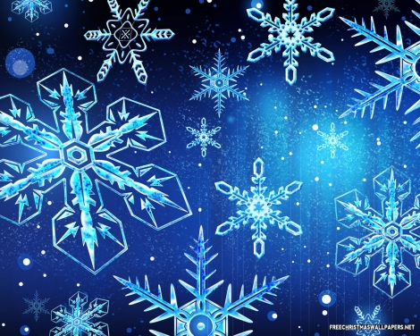 xmas-flakes-background-938927