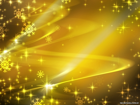 yellow-xmas-sparkles-715577