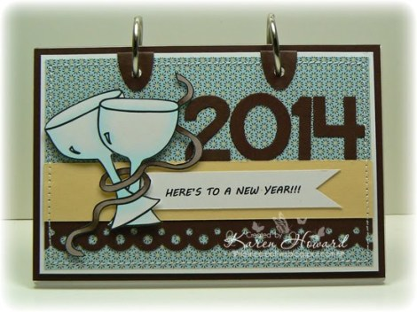 2014 Calendar - COVER