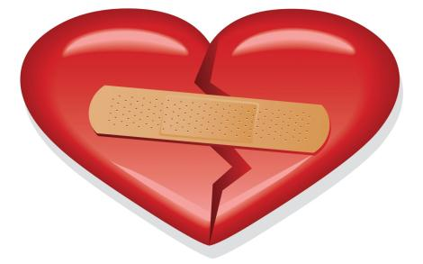 band-aid-heart-wallpaper,1680x1050,45136