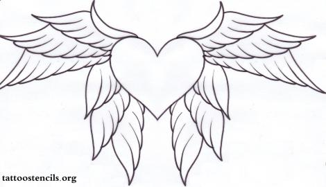 black-heart-tattoo-wings