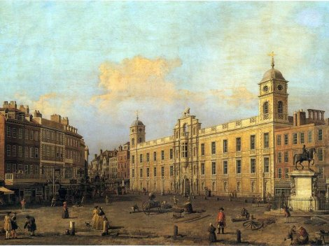 canaletto-northumberland-house