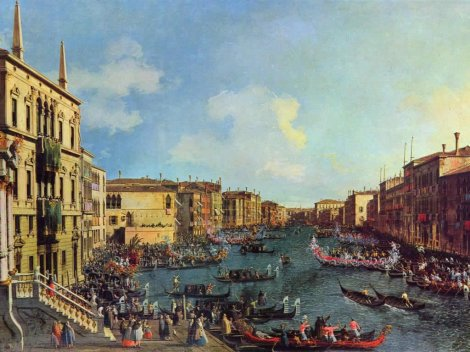 canaletto-the-regatta-seen-from-ca-foscari