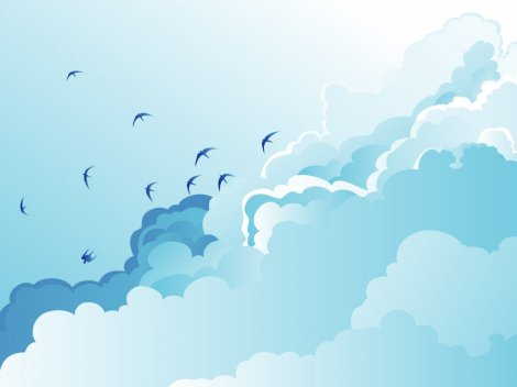 cloud-birds