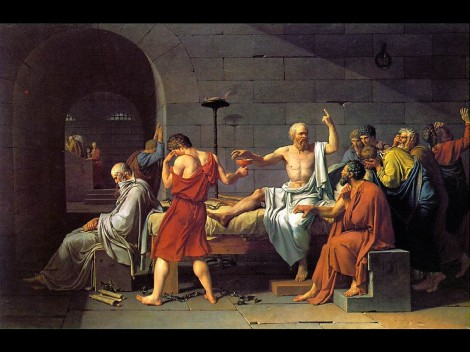 david-the-death-of-socrates