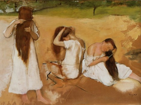 degas-women-combing-their-hair