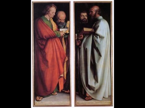 durer-apostles