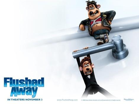 flushed-away
