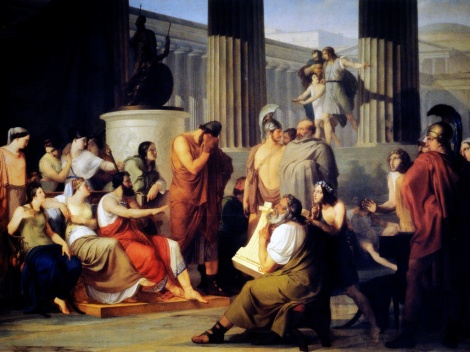 francesco-hayez-odysseus-in-the-court-of-alcinous