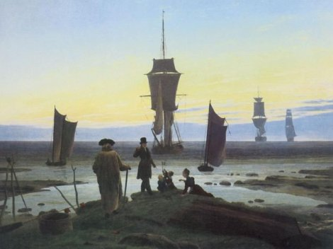 friedrich-the-stages-of-life