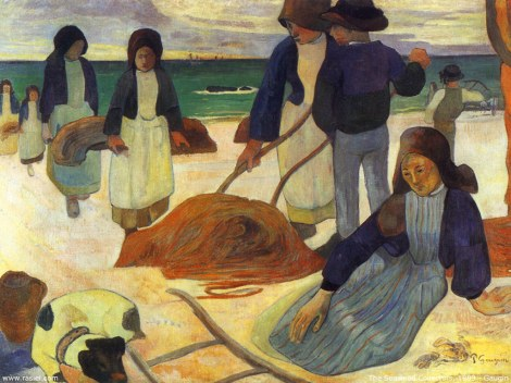 gauguin-the-seaweed-collectors