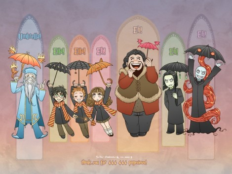 harry-potter-cartoons