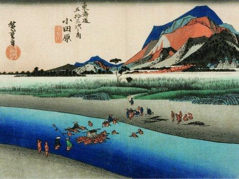 hiroshige-sakawa-river