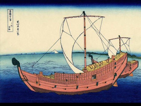 hokusai-sea-route-of-kazusa-province