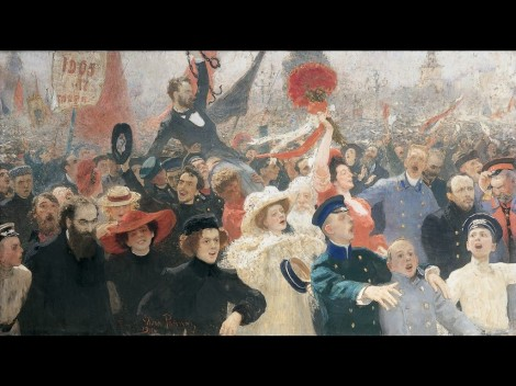 ilya-repin-manifesto-of-october-17th