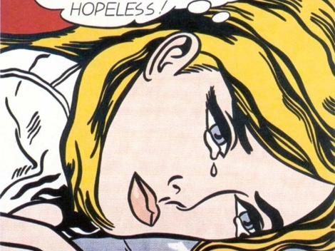 lichtenstein-hopeless